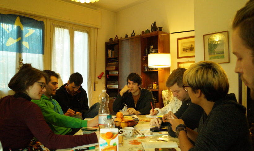 Challenges and solutions: Pisa working meeting